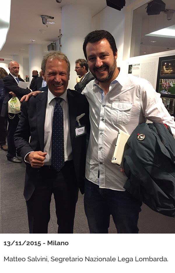 Riconoscimenti 15 - Salvini