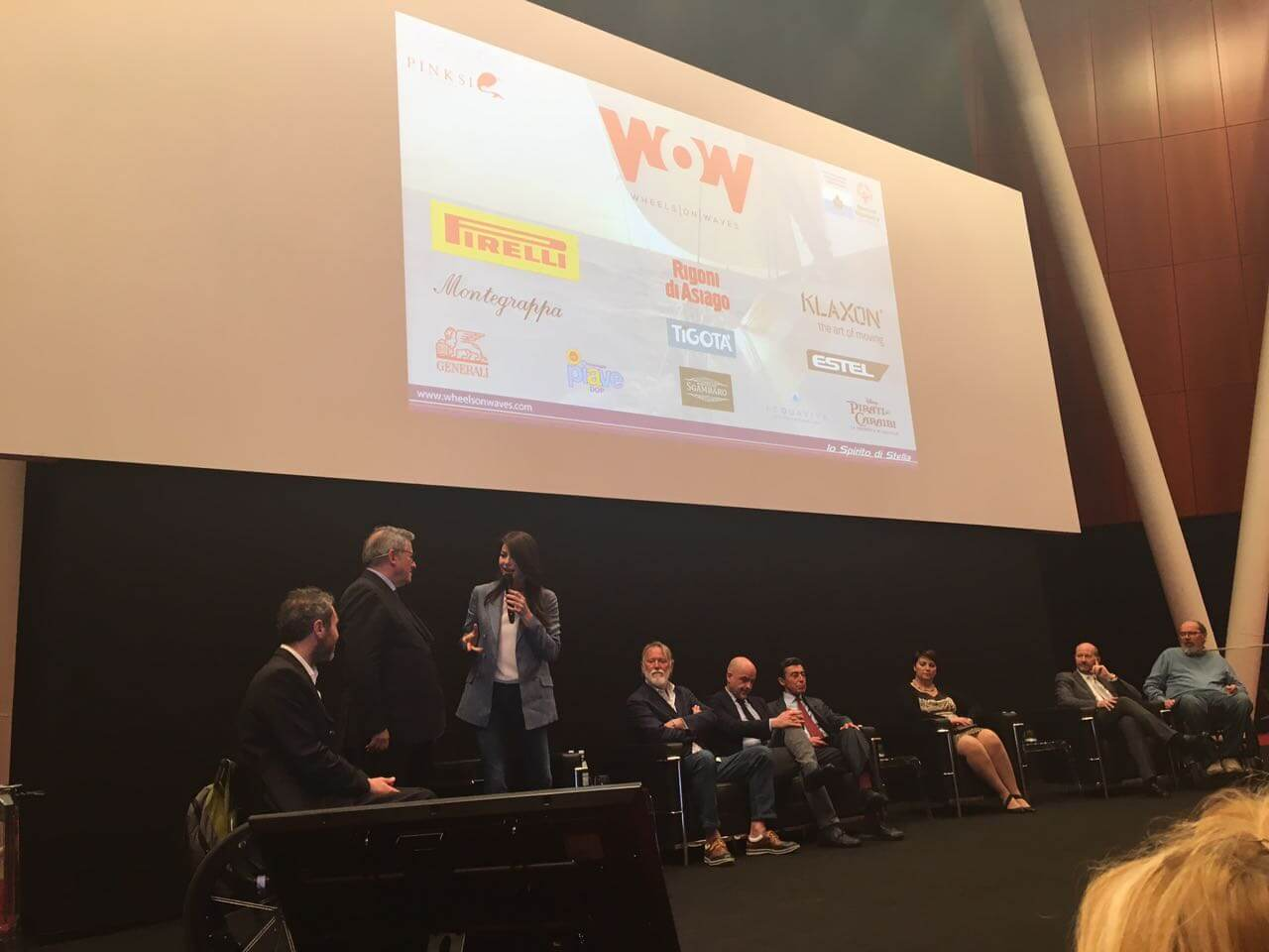 Conferenza Stampa WoW