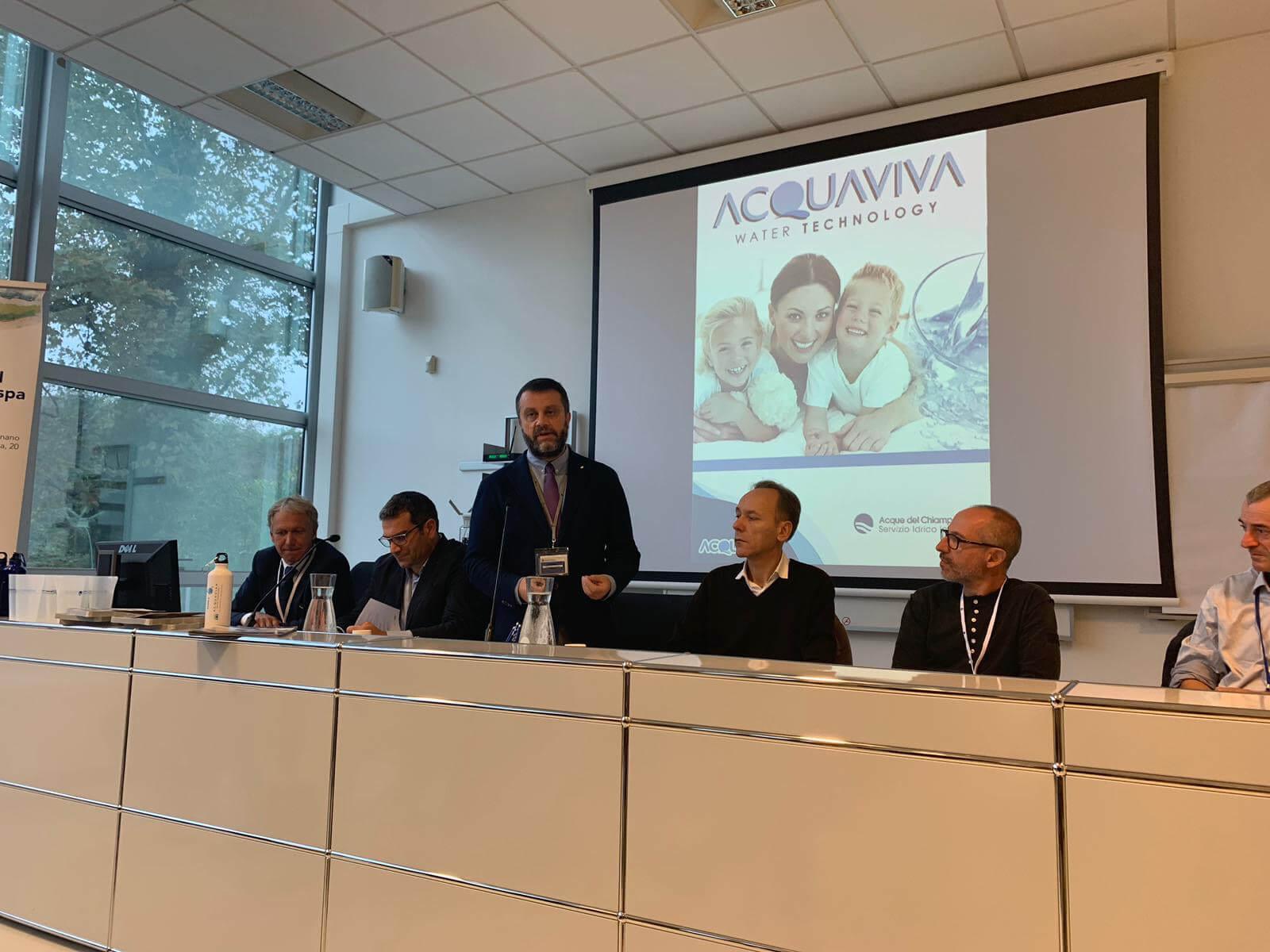 Foto Chiampo conferenza